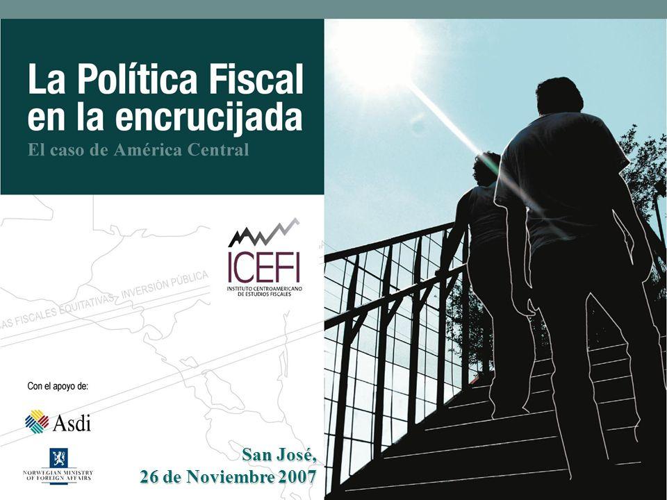 San José, 26 de Noviembre 2007