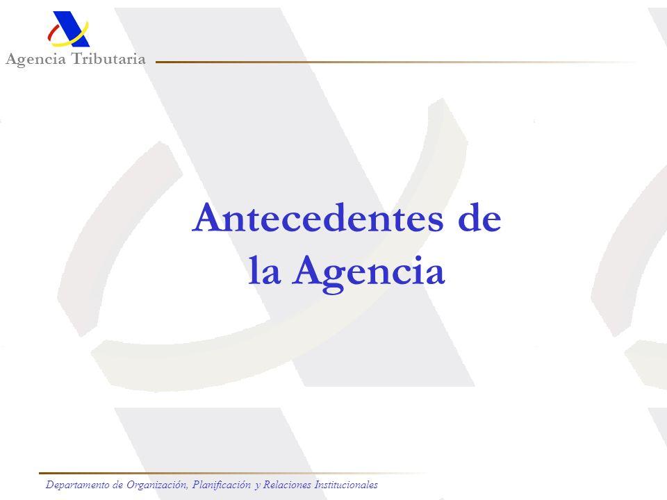 Agencia Tributaria www. agenciatributaria. es El Modelo de la AEAT: Utilización Práctica de la Información Tributaria Proyecto de Cohesión Social Madr