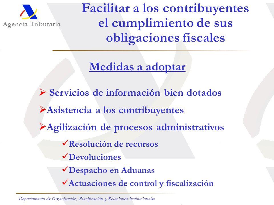 Función de la A.T. La correcta aplicación del Sistema Tributario Estatal y del Aduanero Línea estratégica: Mejorar los niveles de cumplimiento volunta
