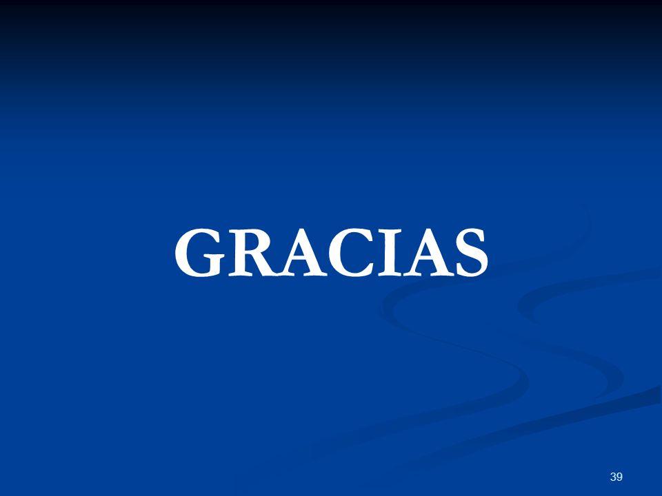39 GRACIAS
