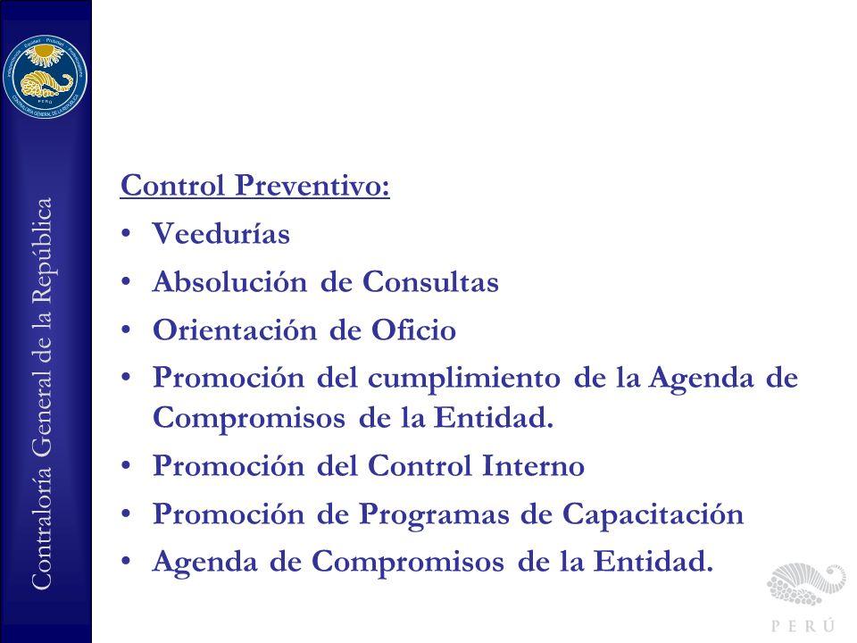 Contraloría General de la República ¿Cuál es la responsabilidad del Titular de la entidad, con relación al OCI.