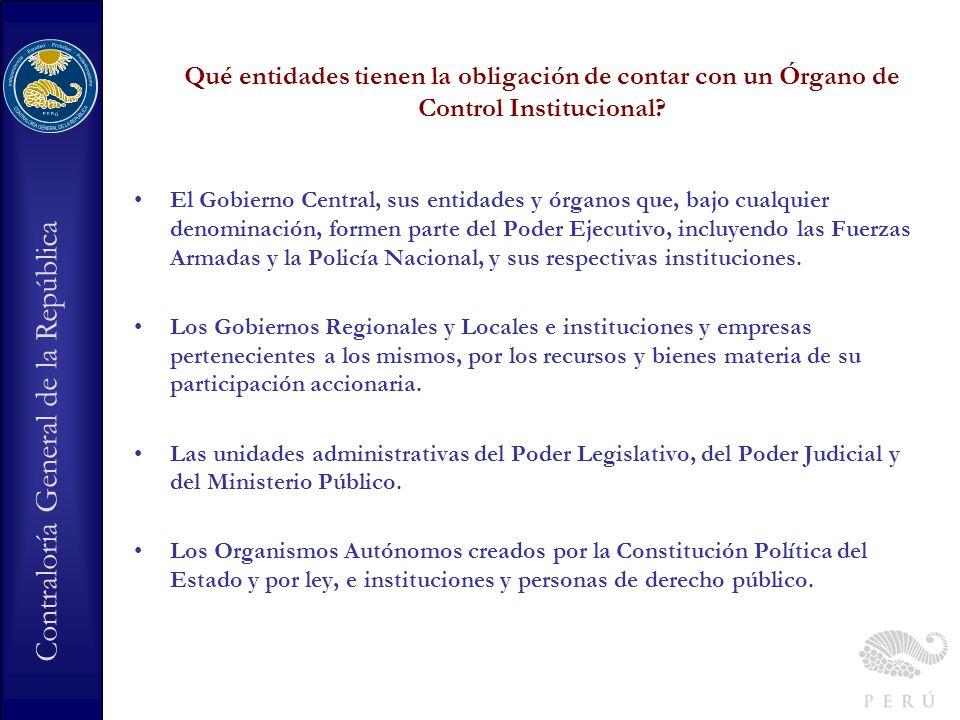 Contraloría General de la República ¿Cuáles es el procedimiento para la designación de un Jefe de OCI en una Entidad.