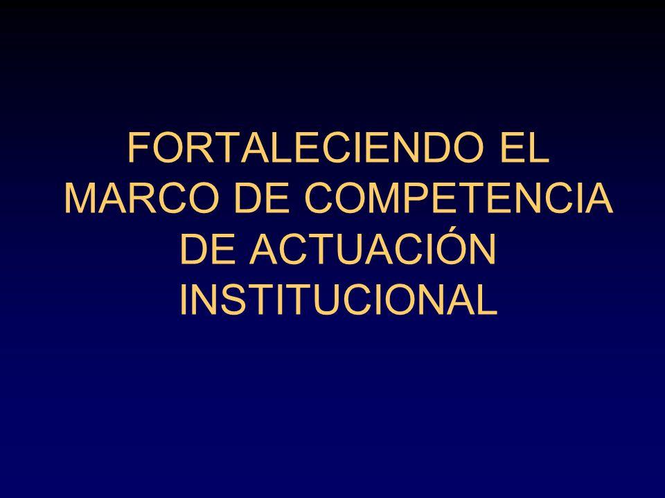 OBJETIVO ESTRATEGICO Fortalecer el marco de competencia de actuación Institucional (ESSALUD, ONP y SUNAT) que permita al ESTADO actuar con eficiencia en su relación con el ciudadano, identificando para ello, los roles que debe cumplir cada Institución, promoviendo la sinergia.