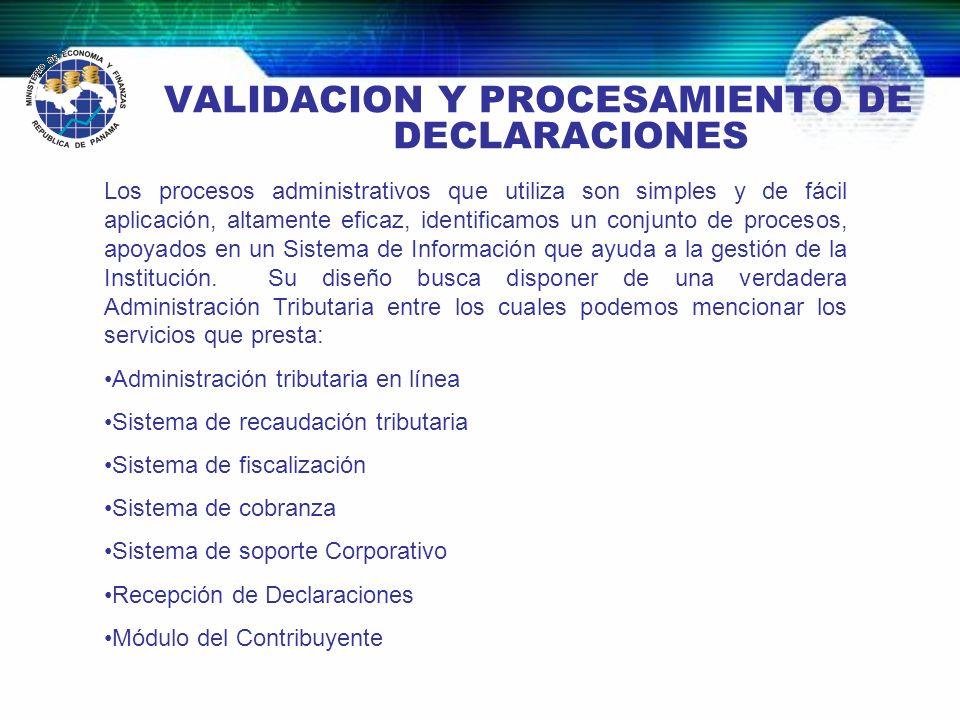 Los procesos administrativos que utiliza son simples y de fácil aplicación, altamente eficaz, identificamos un conjunto de procesos, apoyados en un Si