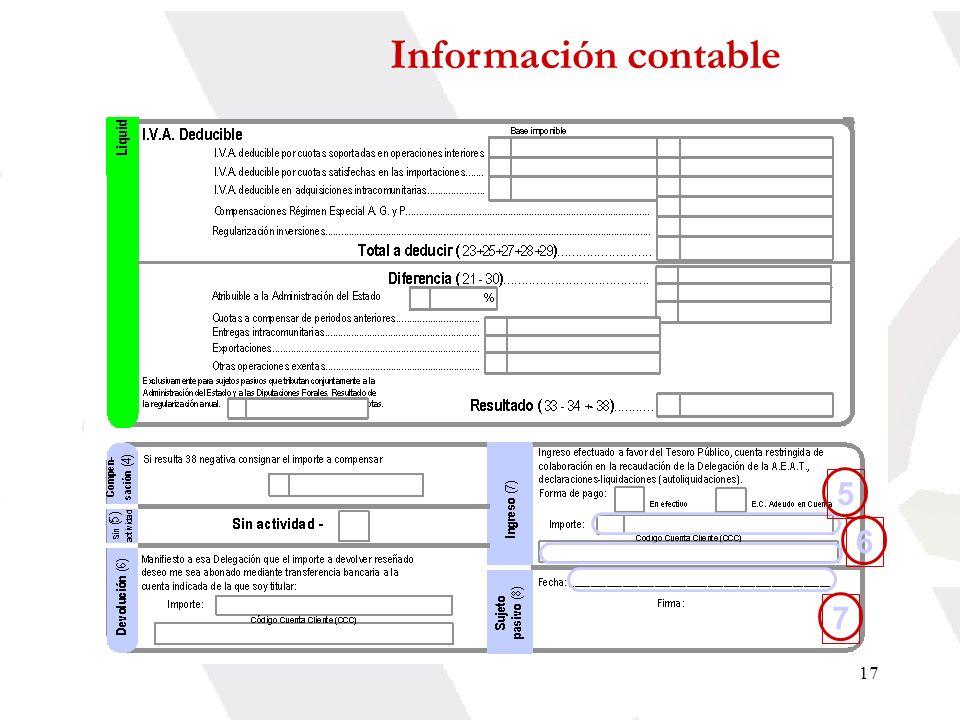 17 56 7 Información contable