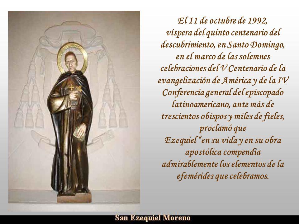 Ria Slides En 1910 se abrió el proceso de canonización en Tarazona. En 1975 es beatificado por Pablo VI. Juan Pablo II quiso canonizar a un santo que