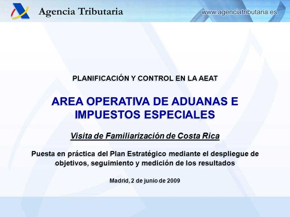COMPROMISOS DE SERVICIOS CENTRALES Objetivos propios de los Servicios Centrales que permitirán a las oficinas gestoras lograr sus objetivos.