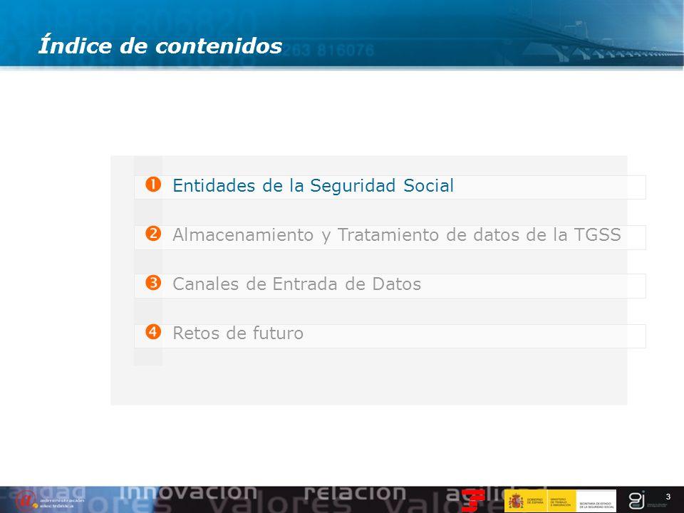 4 La gestión de la Seguridad Social Española le corresponde al Ministerio de Trabajo e Inmigración y en concreto a la Secretar í a de Estado de Seguridad Social.