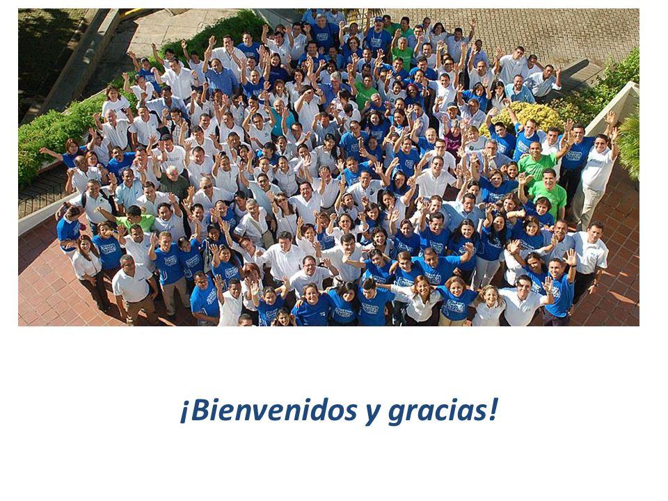 Visita Pares Académicos. 10, 11 y 12 de junio de 2009. ¡Bienvenidos y gracias!