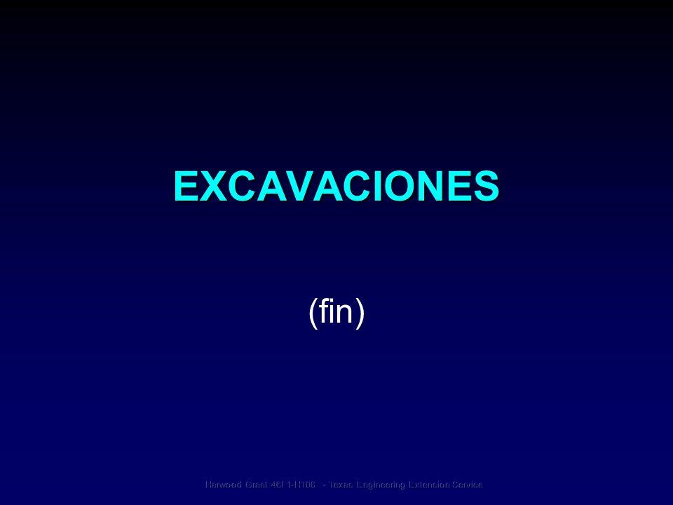 EXCAVACIONES (fin)