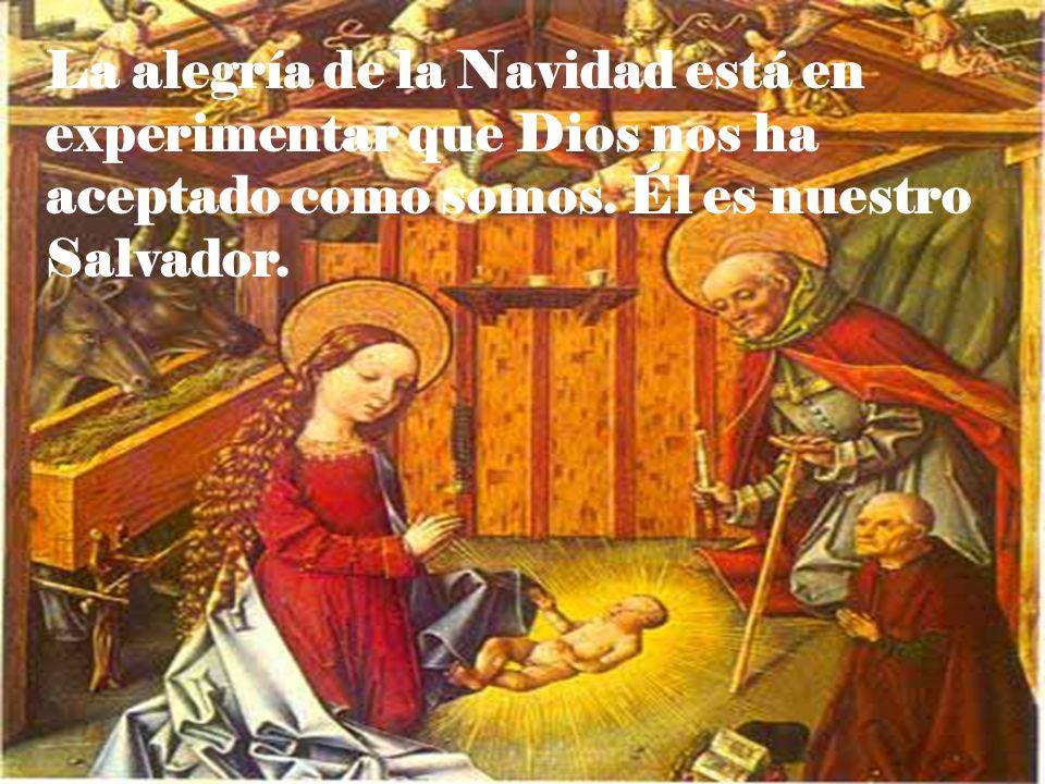 y la verdadera Navidad seguirá secuestrada por nuestra superficialidad.