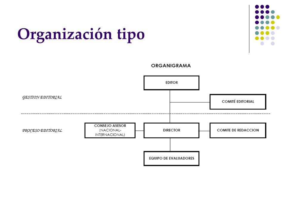 Organización tipo