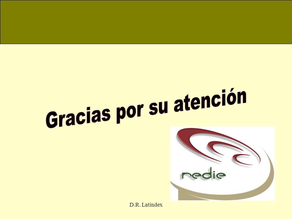 D.R. Latindex