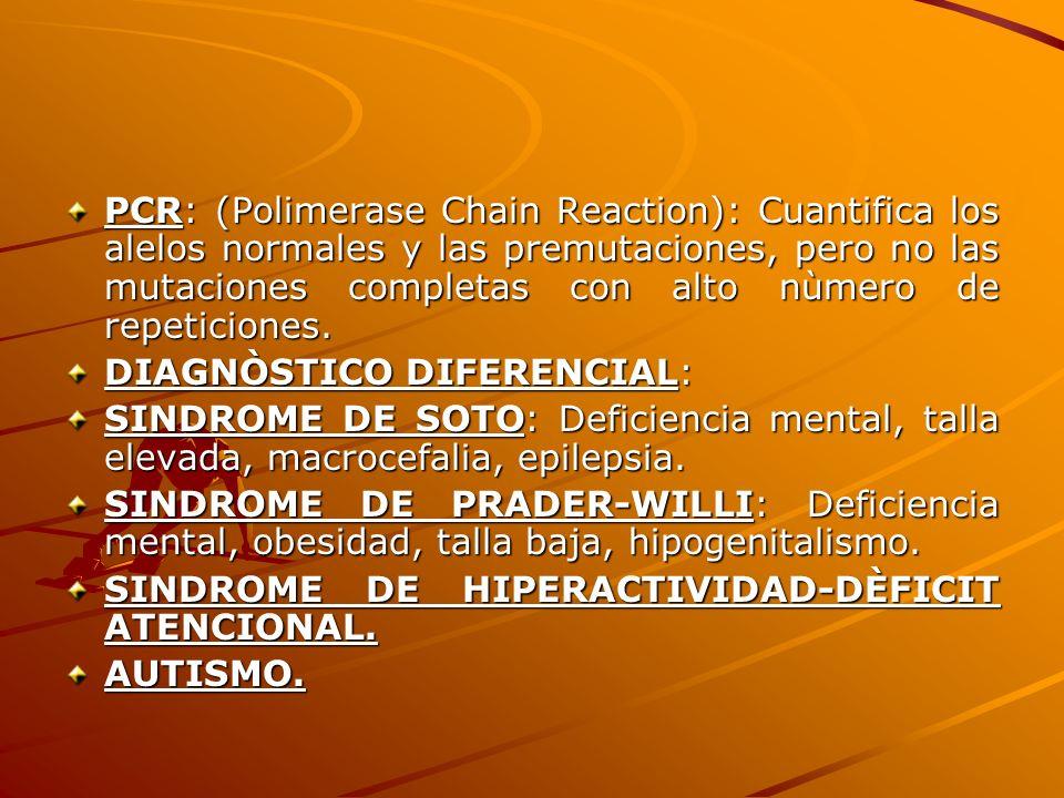 : TRATAMIENTO: SINTOMÀTICO: Transtorno hiperactivo: Metilfenidato.