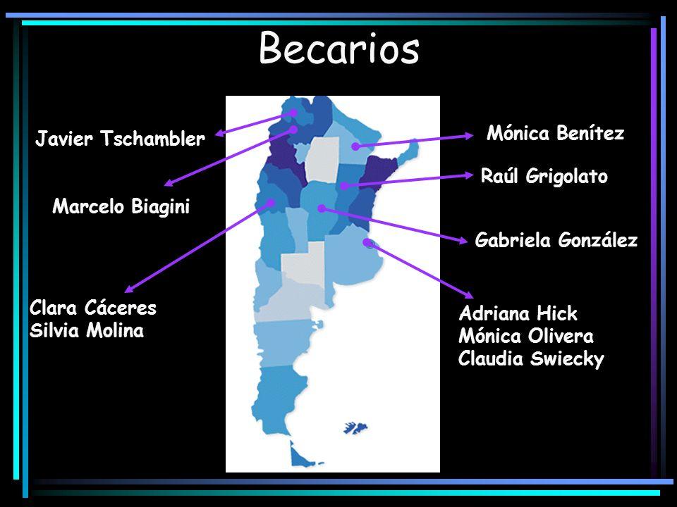 Buenos Aires ChacoCordobaJujuySalta San Juan Santa Fe Lab.