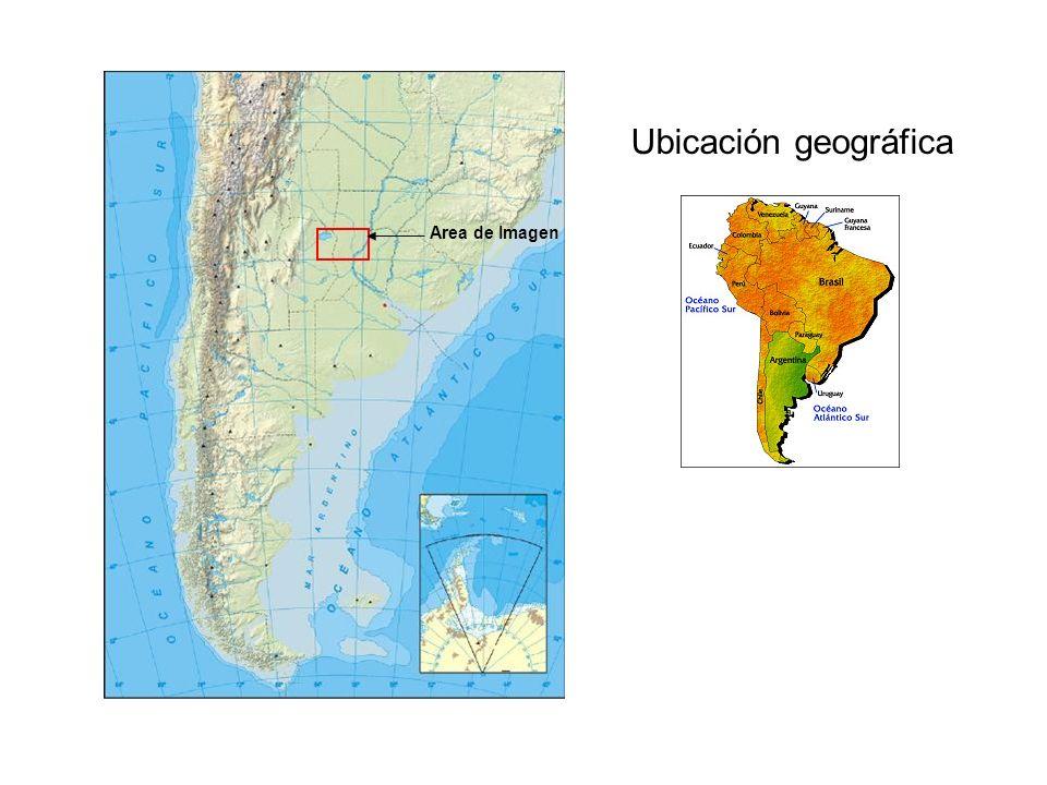 Area de Imagen Ubicación geográfica