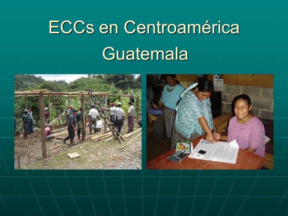 ECCs en Centroamérica Guatemala