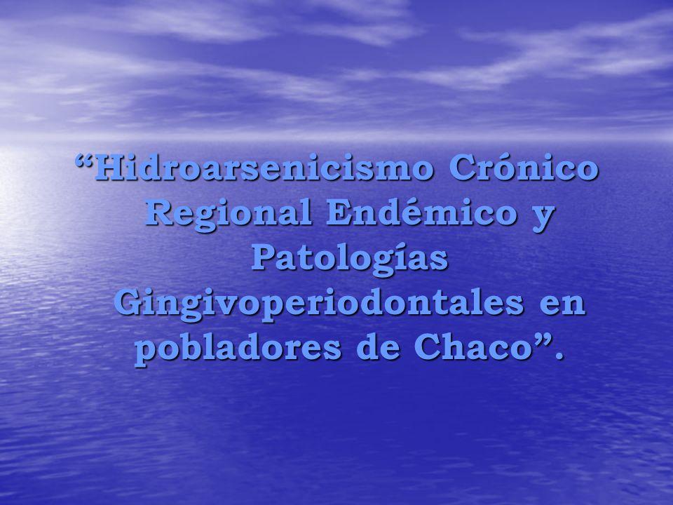 No existirían diferencias significativas entre los marcadores de riesgo de enfermedad gingivoperiodontal de los pacientes con H.A.C.R.E.