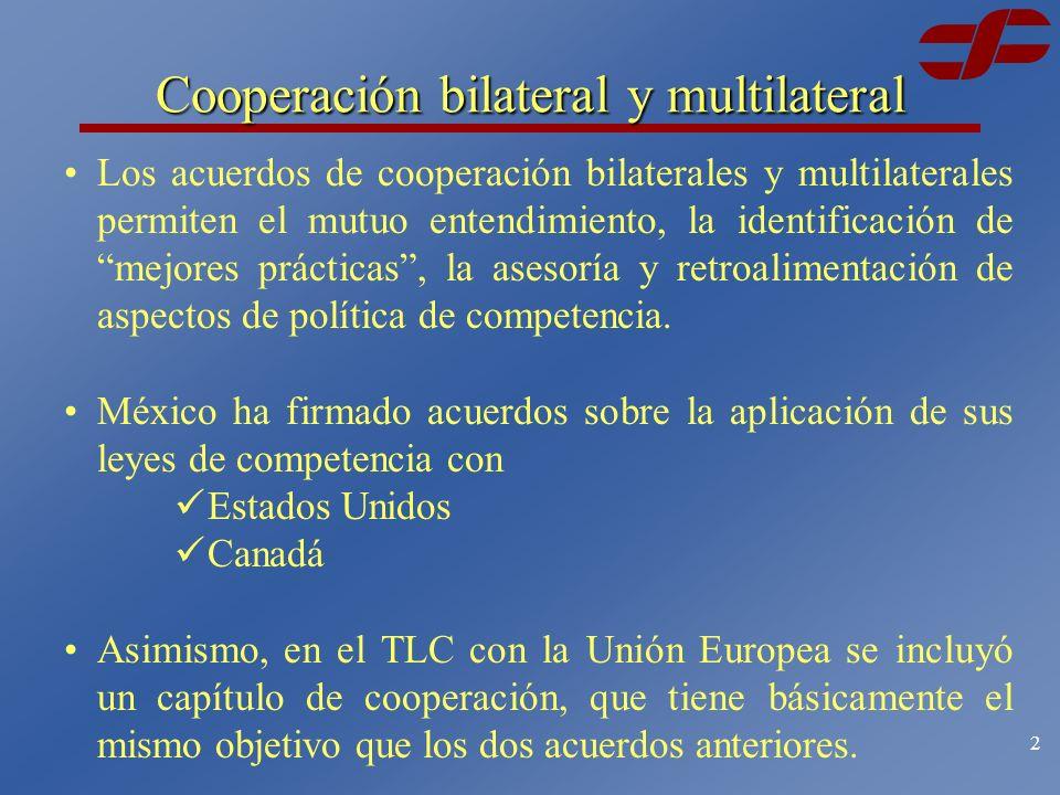 1 Contexto internacional La globalización y la liberación económica favorecen la competencia en los mercados nacionales.