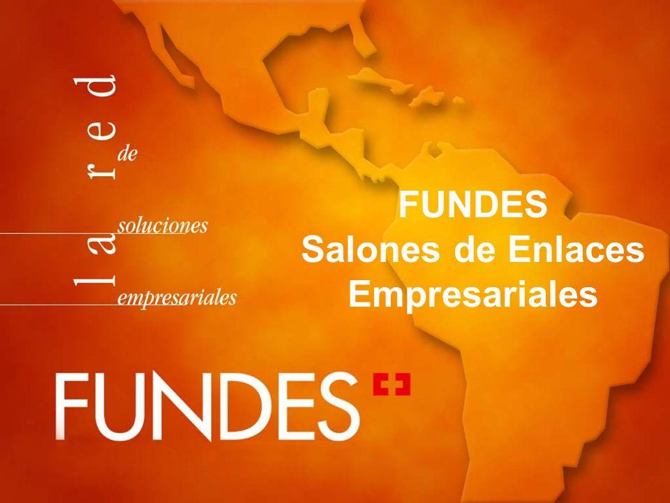 © Copyright FUNDES Agenda Introducción: FUNDES Internacional Los Salones de Enlaces Empresariales