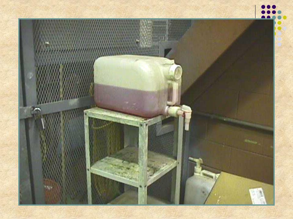 Sistemas de Rotulación HMIS : Sistema de Identificación de Materiales Peligrosos NFPA: Asociación Nacional de Protección contra Incendios ANSI: Instituto Americano Nacional de Normas (ANSI) DOT: Departamento de Transporte de Estados Unidos