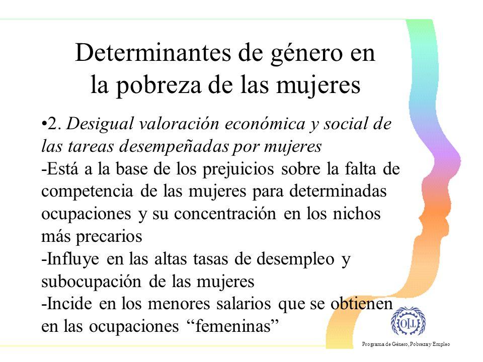 Programa de Género, Pobreza y Empleo 2.