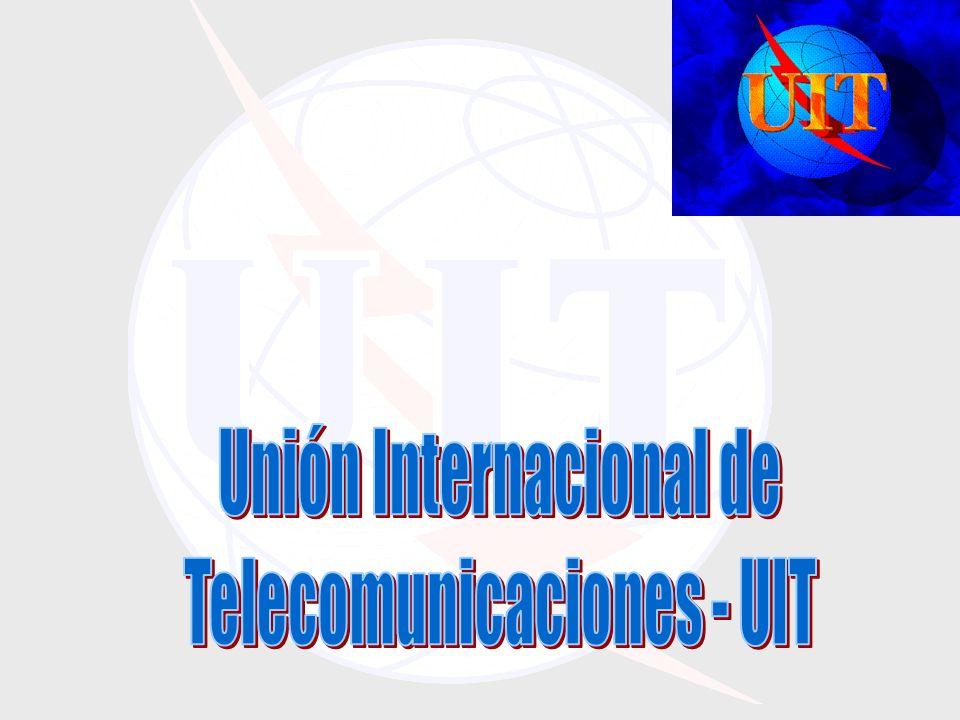 Fuente: ITU World Telecommunication Indicators Database.
