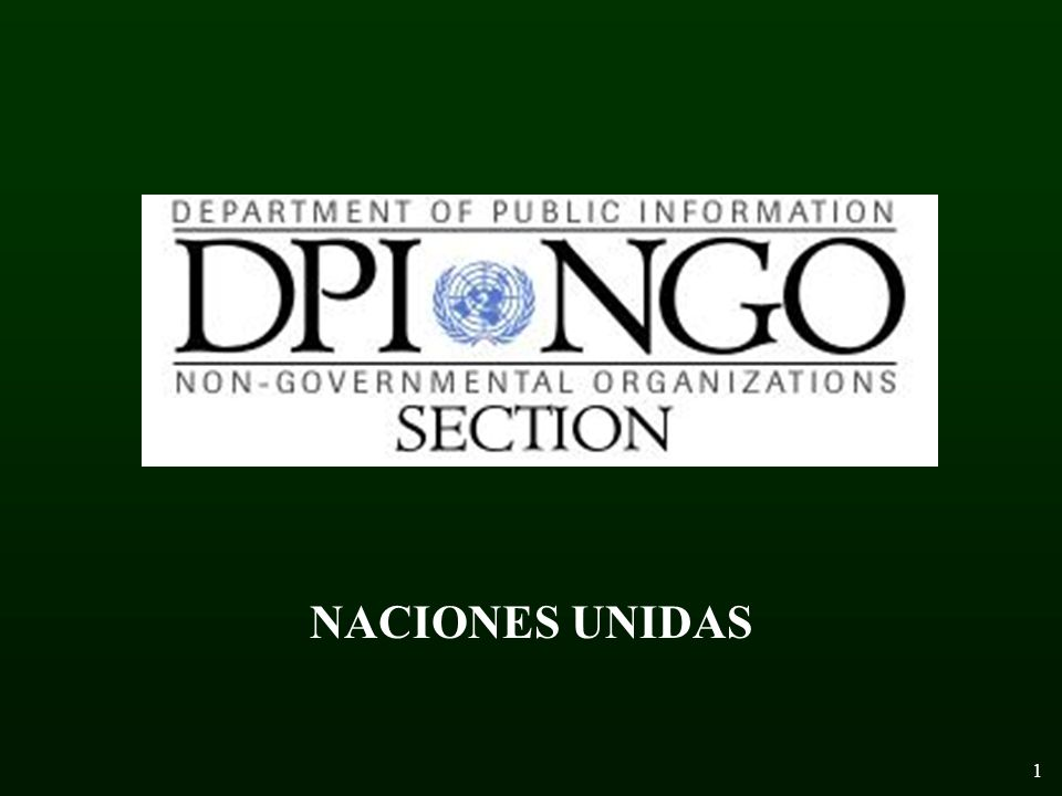 12 Programas y Actividades del DIP/ONG