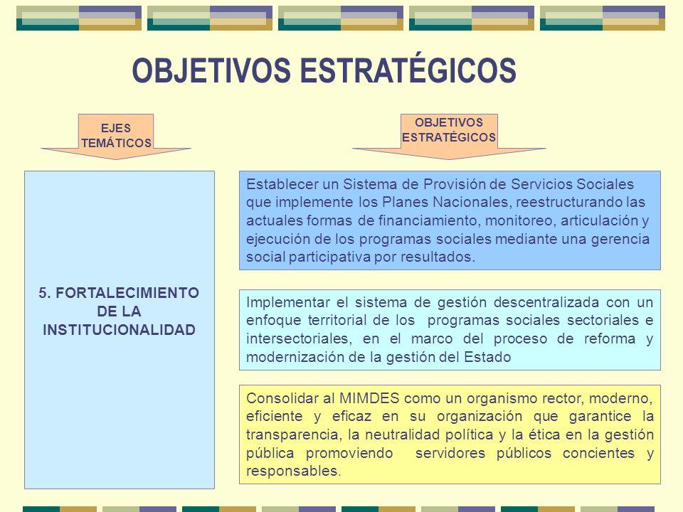 3. PROTECCIÓN SOCIAL A FAMILIAS Y PERSONAS EN RIESGO Mejorar y asegurar el acceso de los grupos vulnerables y en situaciones de emergencia a los servi