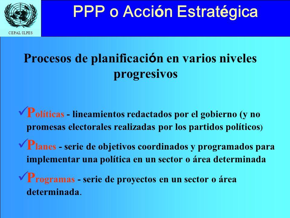 CEPAL/ILPES Click to edit Master title style Herramienta poderosa para evaluar más estructurada y sistemática los impactos ambientales de políticas, p