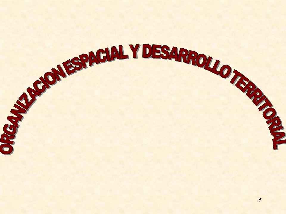 6 Es poco lo que se sabe acerca de las relaciones causales entre el desarrollo y la distribuci ó n espacial de la producci ó n y la poblaci ó n.