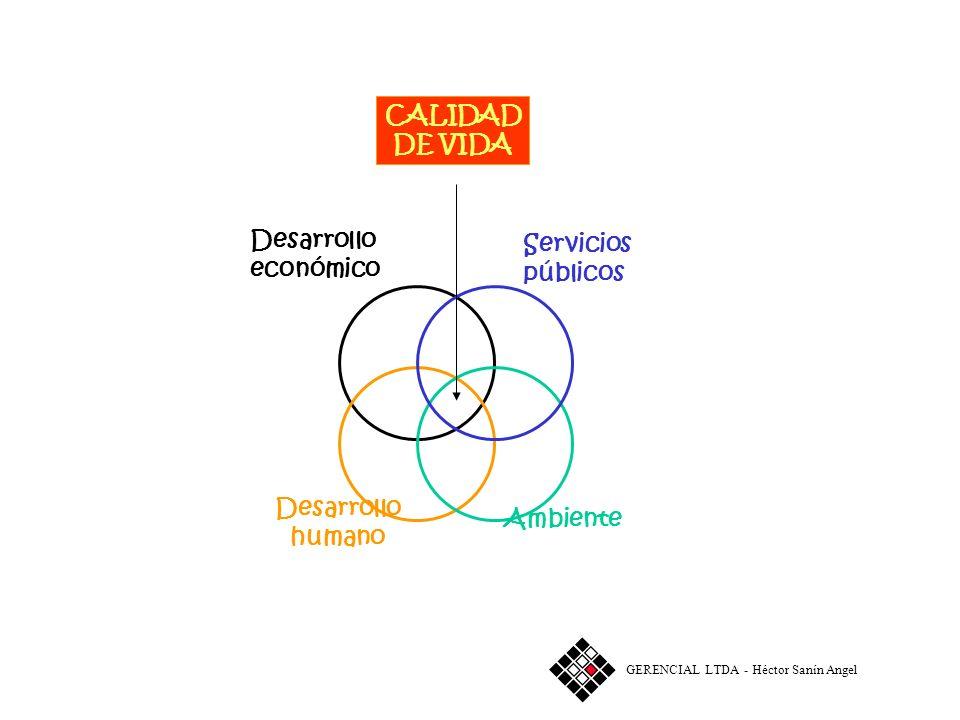 Ambiente Economía Servicios públicos + + - Ambiente Economía Servicios públicos + - + Buenos AiresSantiago * Monitor Company, Santa Fe de Bogotá, 1998
