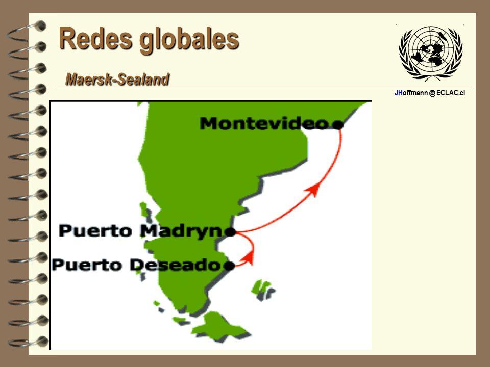 JHoffmann @ ECLAC.cl Opiniones sobre acuerdo regional 4 Desde la Comunidad Andina: Las navieras colombianas, peruanas venezolanas, y ecuatorianas, desaparecieron del escenario marítimo hace varios años.