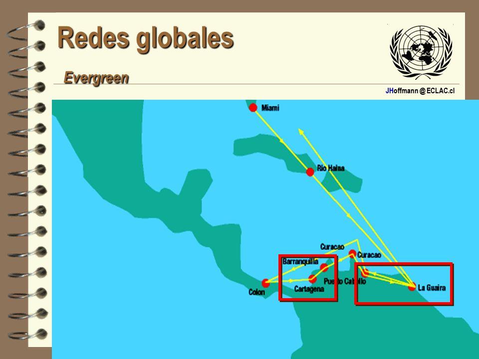 JHoffmann @ ECLAC.cl Opiniones sobre acuerdo regional 4 Desde Argentina: Perderíamos lo poco que nos queda de la flota nacional ya que las navieras chilenas son más competitivas