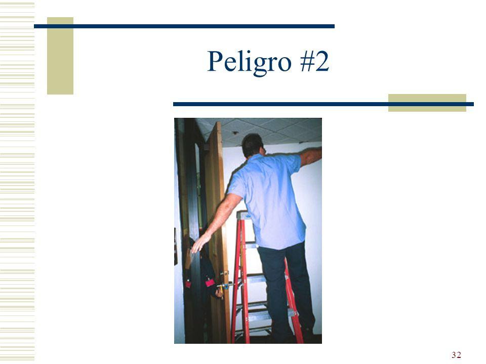 32 Peligro #2