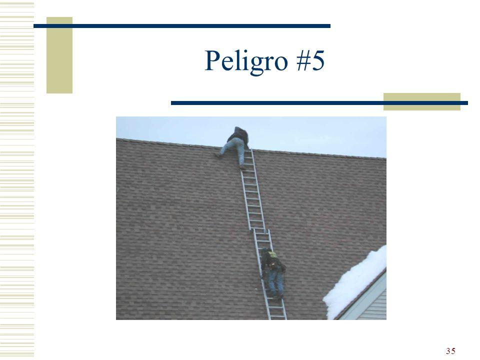 35 Peligro #5