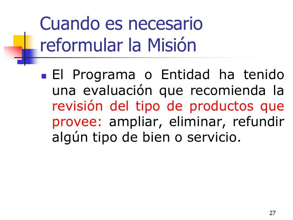 26 Misión Institucional: Defensoría Penal Pública. Chile Proporcionar defensa penal de alta calidad profesional a las personas que carezcan de abogado