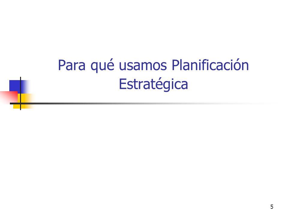 4 Contexto de la Planeación Estratégica (PE): Presupuesto orientado a resultados Planes Estratégicos acompañan Formulación Presupuesto La PE provee in