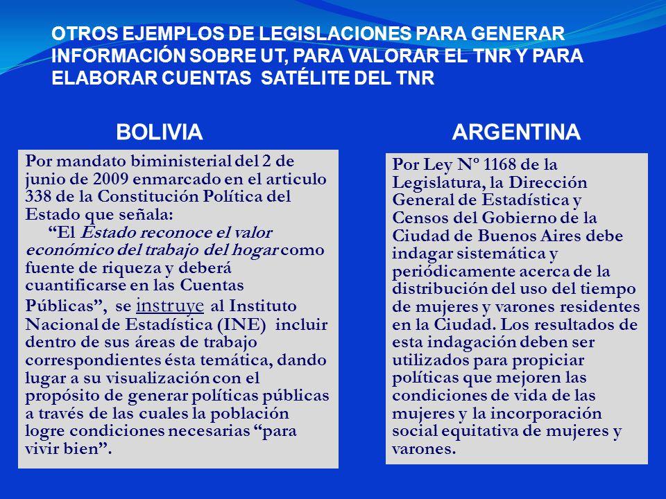 Por mandato biministerial del 2 de junio de 2009 enmarcado en el articulo 338 de la Constitución Política del Estado que señala: El Estado reconoce el