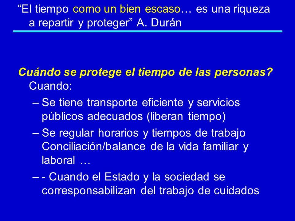 La Cuenta Satélite del Trabajo No Remunerado permite: reconocer económicamente el TNR de los hogares (trabajo doméstico y de cuidado).