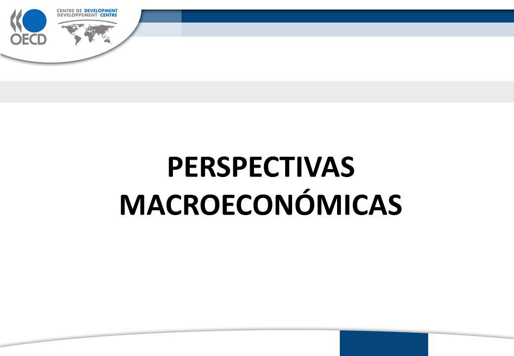 Hasta 1981, el ingreso real per cápita aumentaba a la par en América Latina y el Caribe y en las economías de la OCDE América Latina y el Caribe OCDE