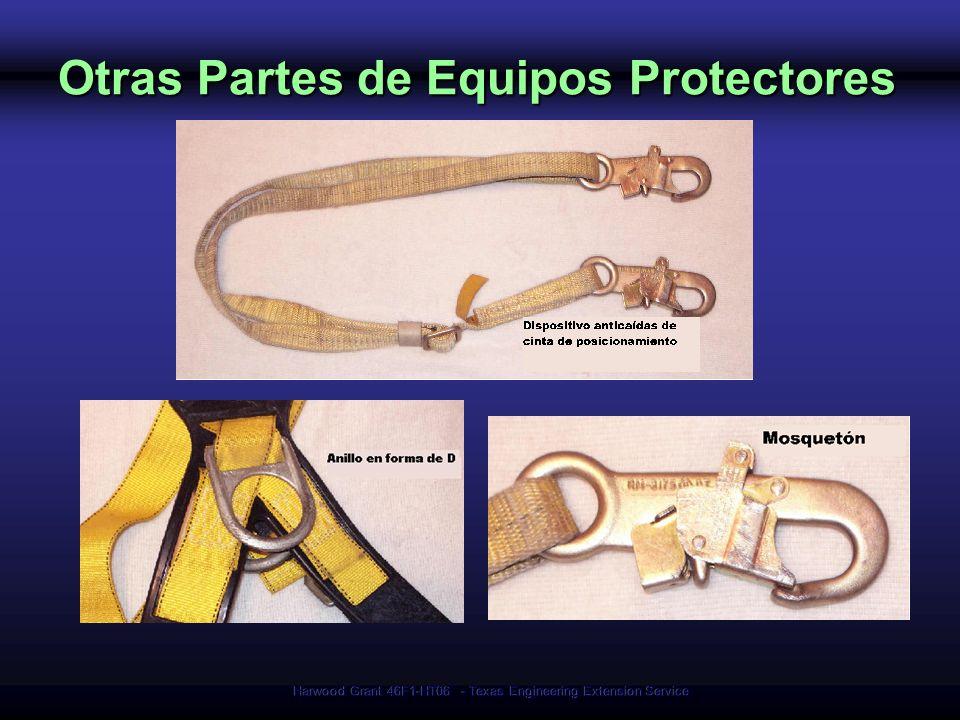Harwood Grant 46F1-HT06 - Texas Engineering Extension Service Otras Partes de Equipos Protectores