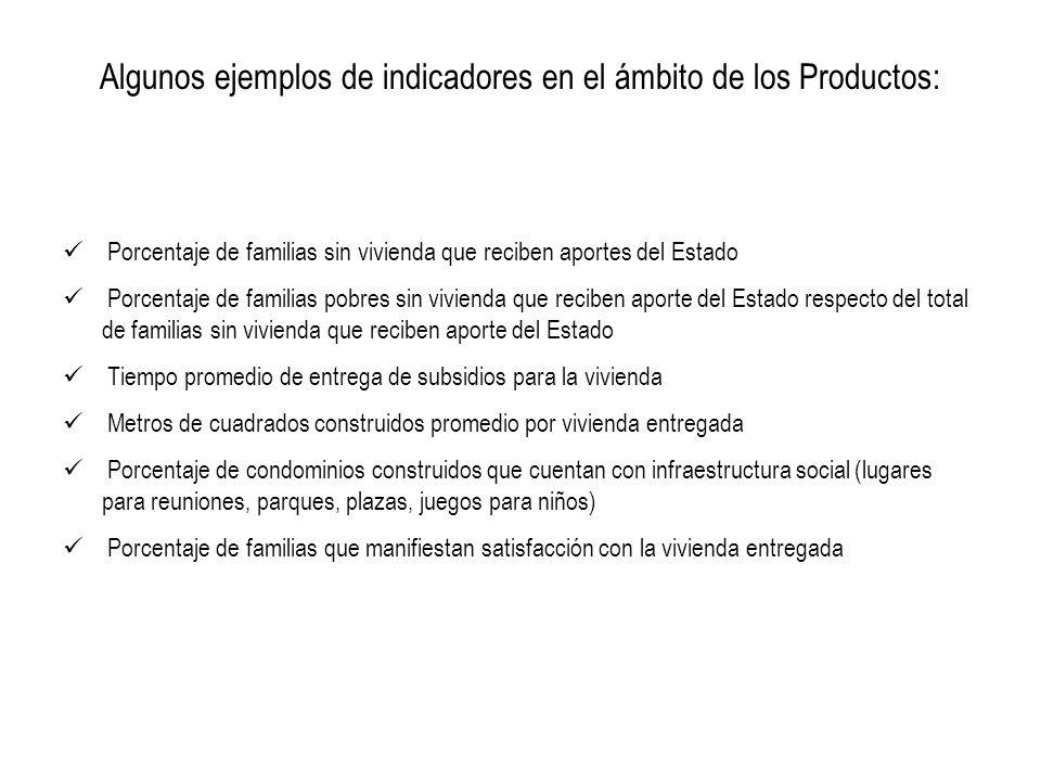 Resultado intermedio: Es el resultado directo a lograr en la población objetivo dado el uso de los productos finales.
