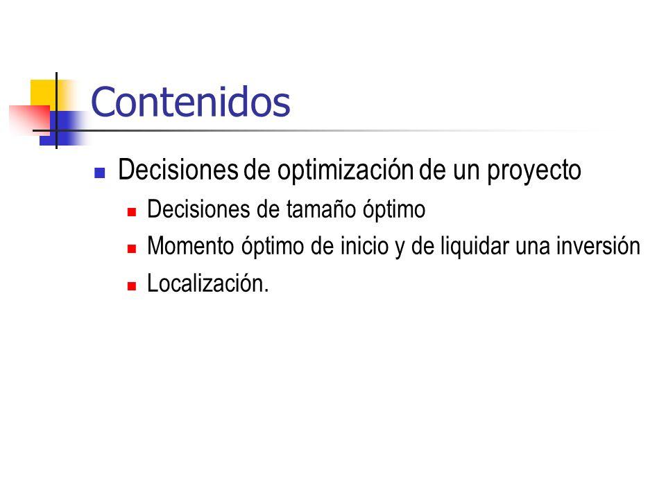 Optimización de Proyectos Fernando Cartes Mena fcartes@capablanca.cl (562) 231-4363