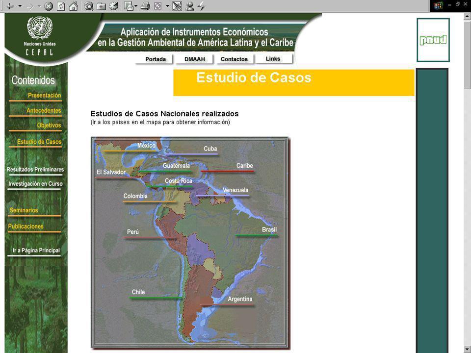 Diagnóstico Oportunidad 4 Tratamiento del financiamiento de la gestión ambiental local Dimensiones fiscales del federalismo ambiental Destinación específica de recursos y opciones de autofinanciamiento Descentralización fiscal, instrumentos a nivel sub- nacional, recaudación ambiental local