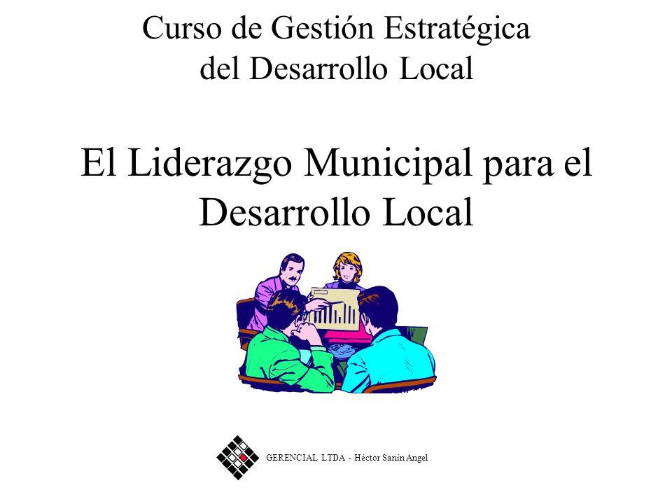 Las cualidades del alcalde Resultados de la encuesta