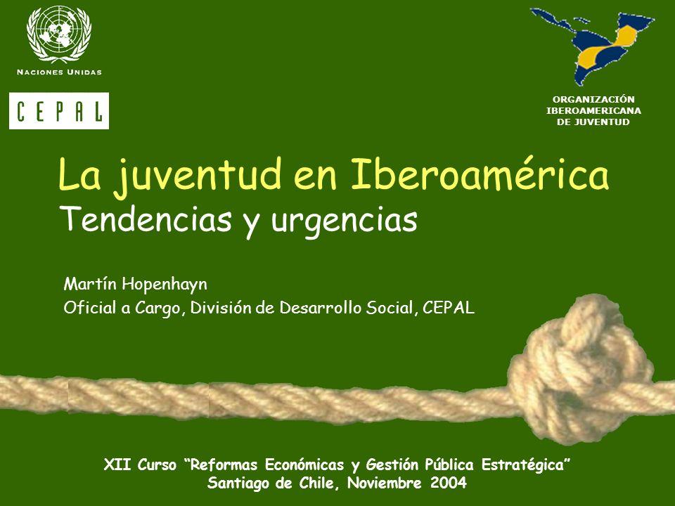 ORGANIZACIÓN IBEROAMERICANA DE JUVENTUD 20 V.