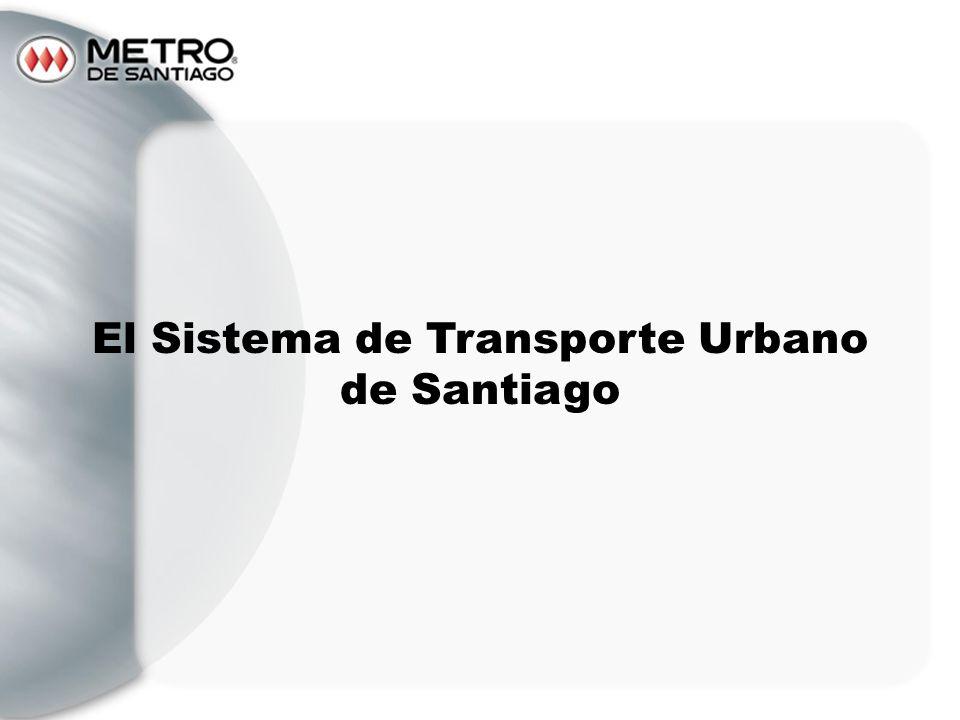 El Sistema de Transporte Urbano de Santiago