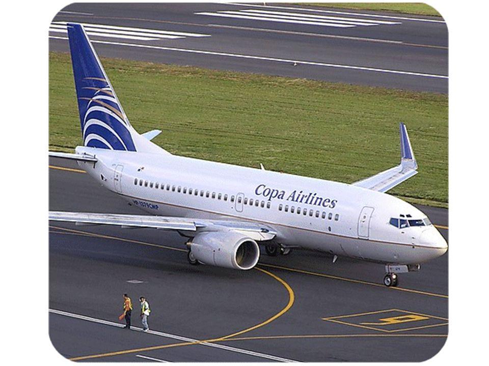 Objetivo: Viaje desde Santiago de Chile hasta San José de Costa Rica, con escala en Ciudad de Panamá.