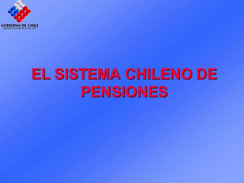 EL SISTEMA CHILENO DE PENSIONES